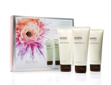 AHAVA Minerals in full Bloom face & body