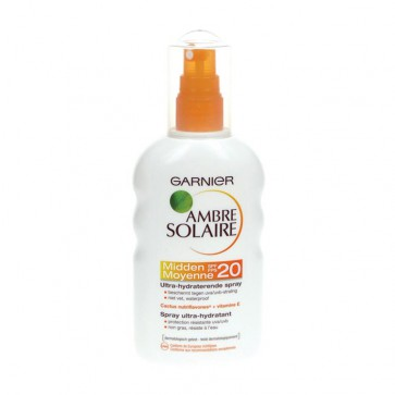 Ambre Sol Spray F20
