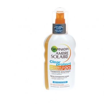 Ambre Sol Clear Protect Spray F20