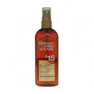Ambre Sol Oil Golden Touch F15