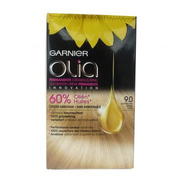 Olia 9.0 Light Blond