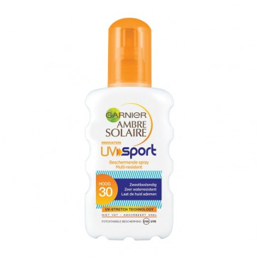 Ambre Sol Uv Sport Spray F30