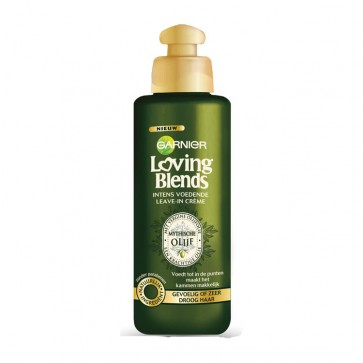 Garnier Leave-in Creme Loving Blends Olijf