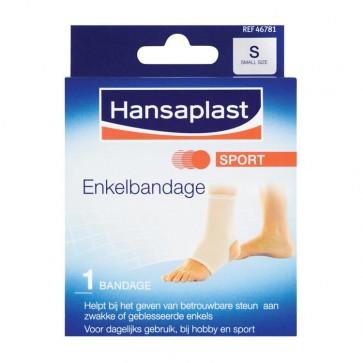 Hansaplast Sport Enkelbandage S 25.4-31.8 Cm