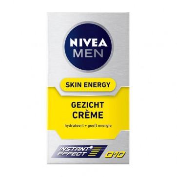 Nivea Men Gezichtscreme Energy Q10