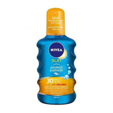 Nivea Sun Protect & Refresh F30 Spray