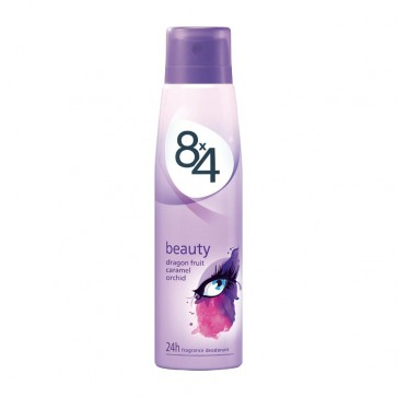 8x4 Deo Spray Beauty