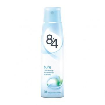 8x4 Deo Spray Pure