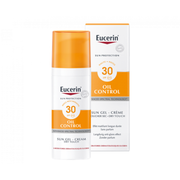 Eucerin Sun Oil Control Gel-Crème SPF30