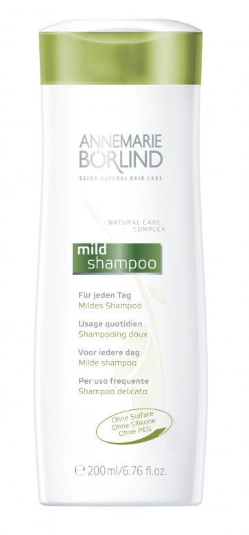 Milde Shampoo 200ml