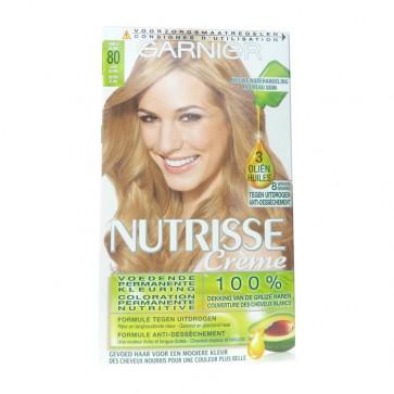 Nutrisse Creme 80 Blond Vanille