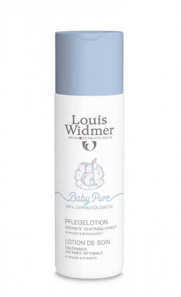 Louis Widmer Baby Pure Verzorgende Lotion