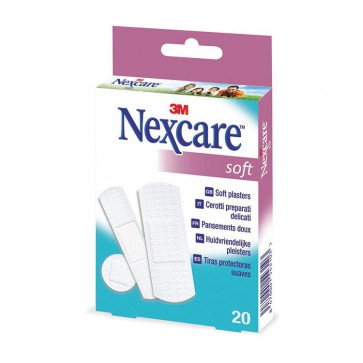 3m Nexcare Soft Strips