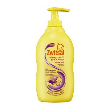 Zwitsal Bad & Wasgel Lavendel