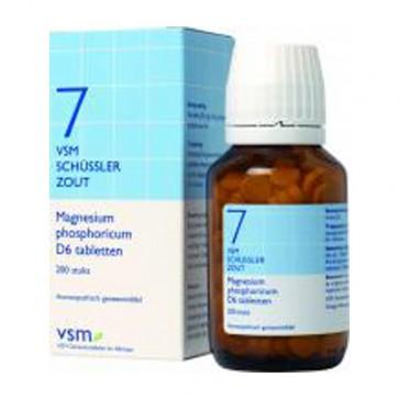 Vsm Schussler Zout No.7 D6 Magnesium Phosphoricum