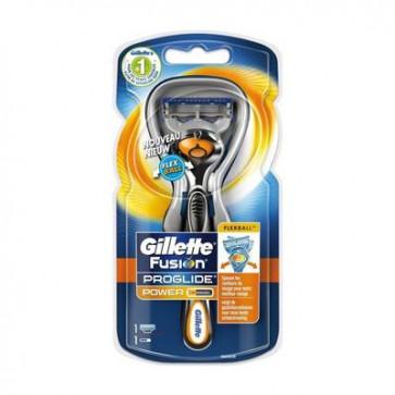Gillette Fusion Proglide Flexball Power App.