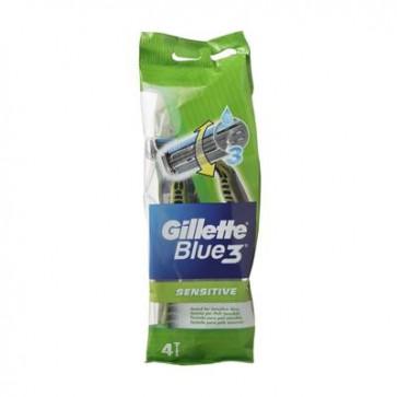 Gillette Blue 3 Sensitive Wegwerpmesjes