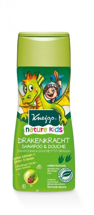 Kneipp Kids Shampoo+douche Drakenfruit