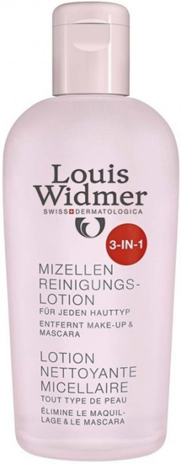 Louis Widmer Micellaire Reinigingslotion (3-in-1)