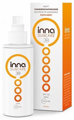 Inna Suncare Face & Body Spray Spf 30
