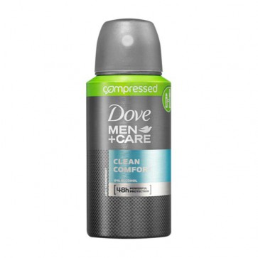 Dove Men Deo Spray Compres Clean Comfort