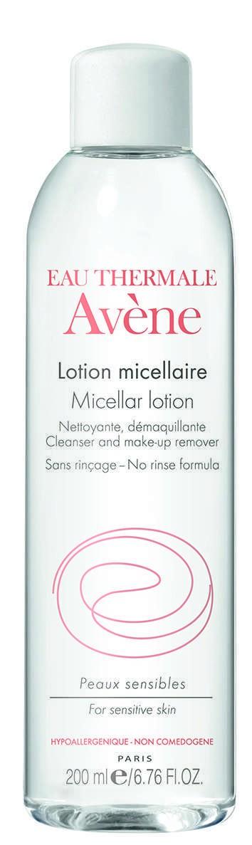 Avene Micellar Lotion Cleanser Make Up Remover