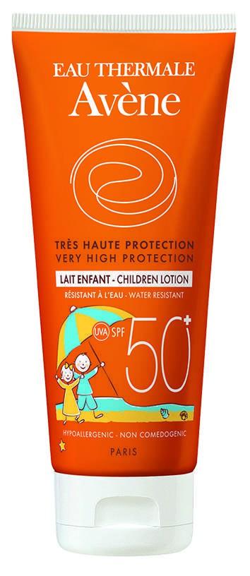 Avene Sun Protection 50+ Lotion For Children 527158