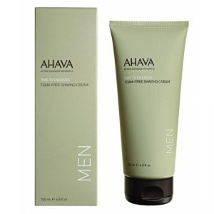 AHAVA Foam-free shaving cream