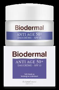 Biodermal Dagcreme Anti-Age 50+