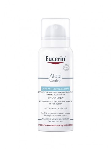 Eucerin AtopiControl anti-jeuk spray