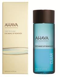 AHAVA Oog make up remover