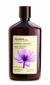 AHAVA Mineral Botanic Lotus Sensitive