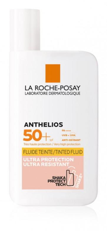La Roche-posay Anthelios Shaka Fluide Getint Spf 50+
