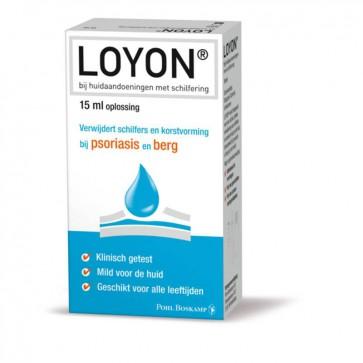 Loyon Oplossing 15ml | Berg | Psoriasis