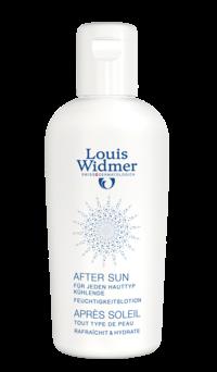 Louis Widmer After Sun Lotion Geparfumeerd