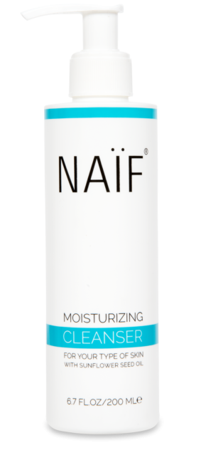 Naïf Moisturizing Cleanser