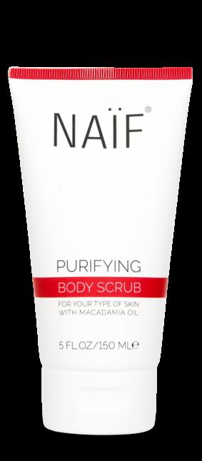 Naïf Purifying Bodycrub 8719189451597