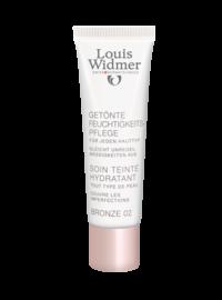 Louis Widmer Creme Hydrat Getint Bronze Geparf