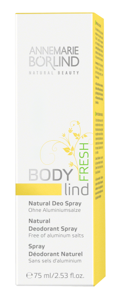Annemarie Borlind Body Lind Fresh Deo Spray