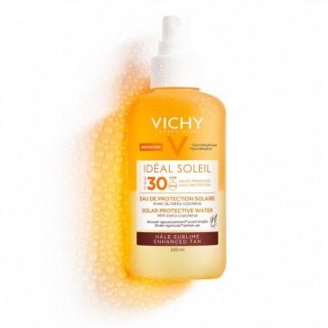 Vichy Ideal Soleil Zonbeschermend Water-Gezonde huid (spf30)