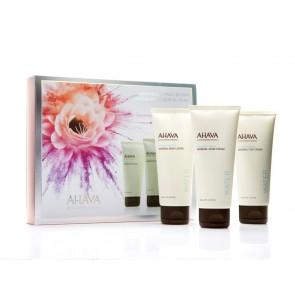 AHAVA Minerals in full Bloom face & body