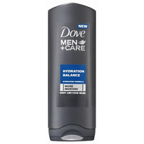 Dove Men Shower Hydration Balanc