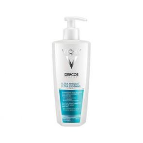 Vichy Dercos Dermo Ultra-kalmerende Shampoo (normaal Tot Vet Haar) (390ml)