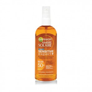 Ambre Sol Oil Sensitive Protect F50