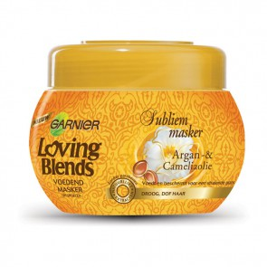 Garnier Haarmasker Loving Blends Subliem
