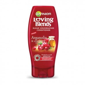 Garnier Conditioner Loving Blends Cranberry