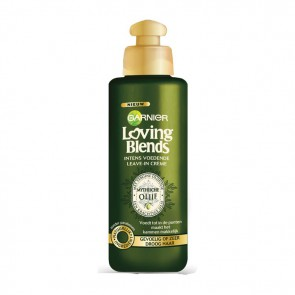 Garnier Leave-in Creme Loving Blends Olijf