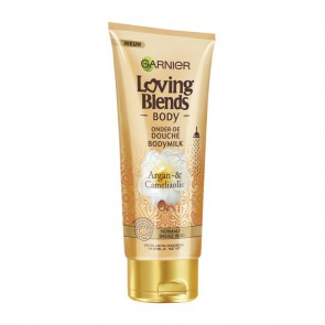 Garnier Loving Blends Douche Bodymilk Argan&camelia