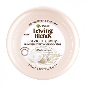 Garnier Loving Blends Bodybutter Milde Haver