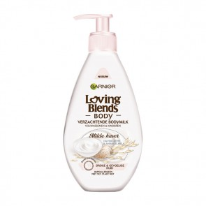 Garnier Loving Blends Bodymilk Milde Haver